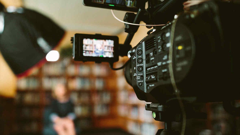 Reportaje de tv