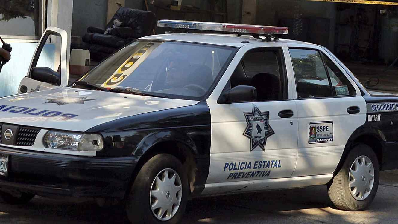 Policía México