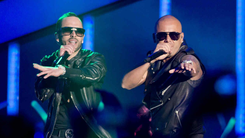 Wisin y Yandel en concierto