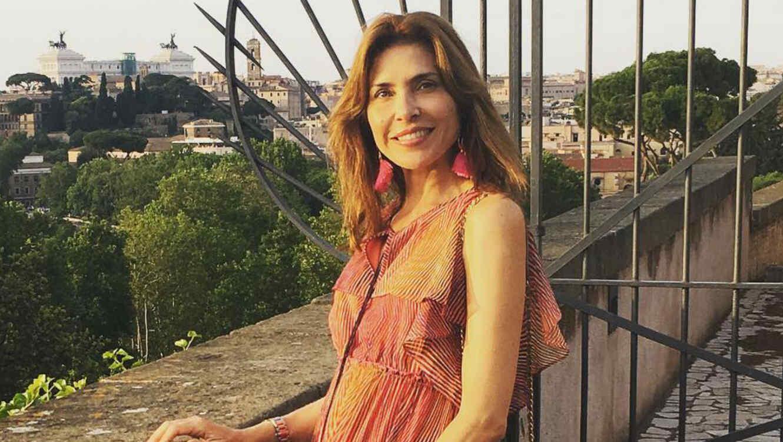 Lorena Meritano recuperada del cáncer