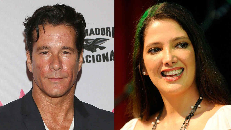 Fernando Carrillo recuerda cuando le propuso matrimonio a Adela Noriega