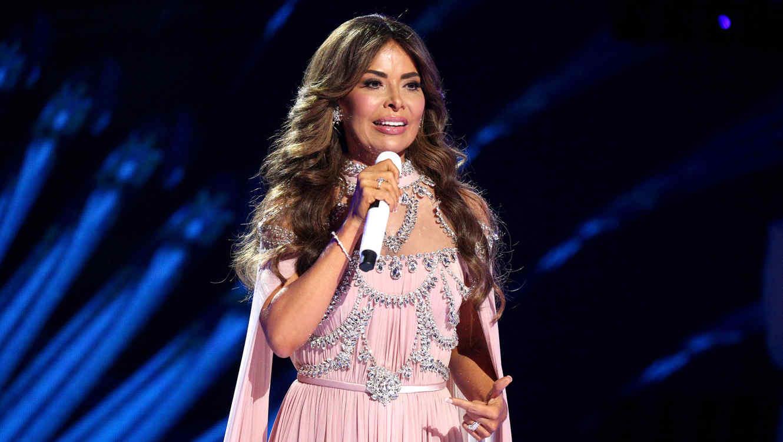 Gloria Trevi en los Latin AMAs 2018