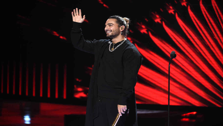 Maluma en los Latin American Music Awards