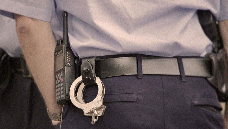 policia esposas