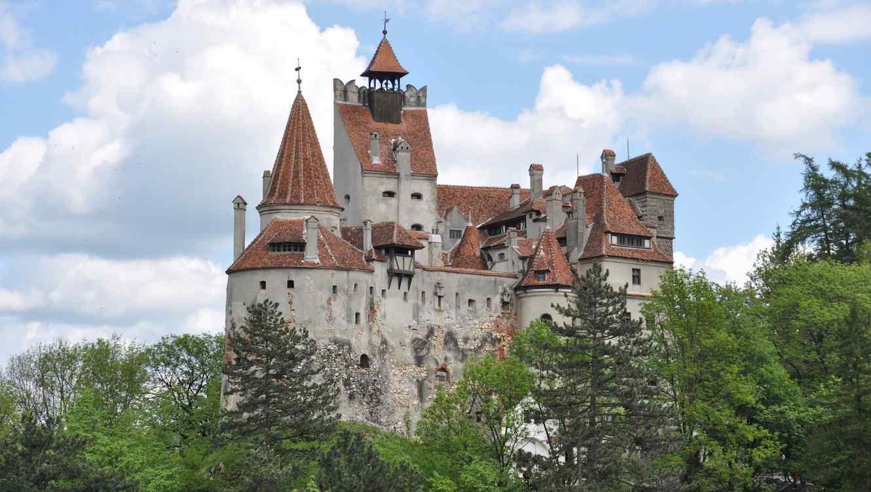 Castillo en Transilvania