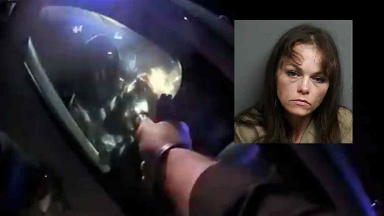 Dos mujeres, una de 36 y otra de 28 fueron arrestadas en el incidente ocurrido en el municipio de Harrison