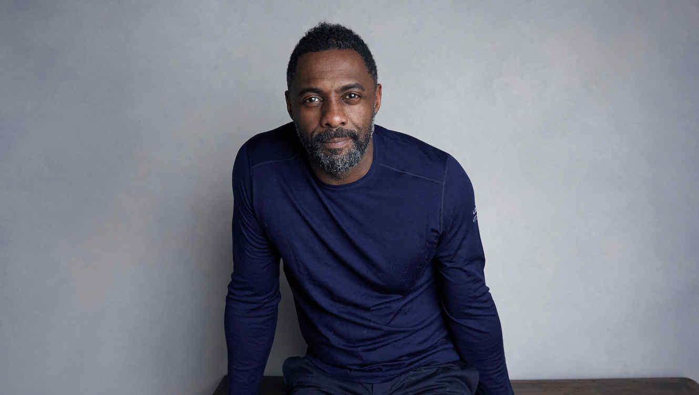 Idris Elba nació en Londres en 1972