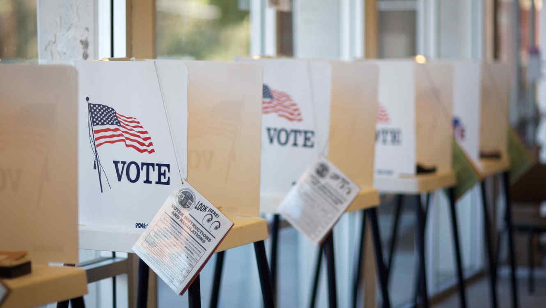 Cabinas electorales