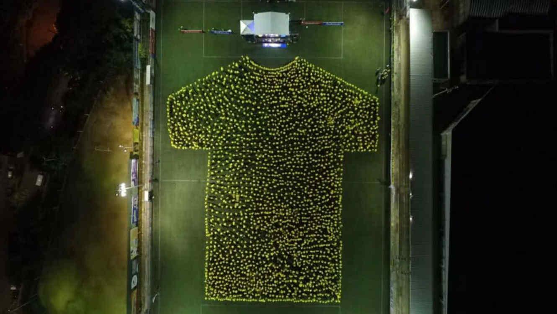 camiseta humana