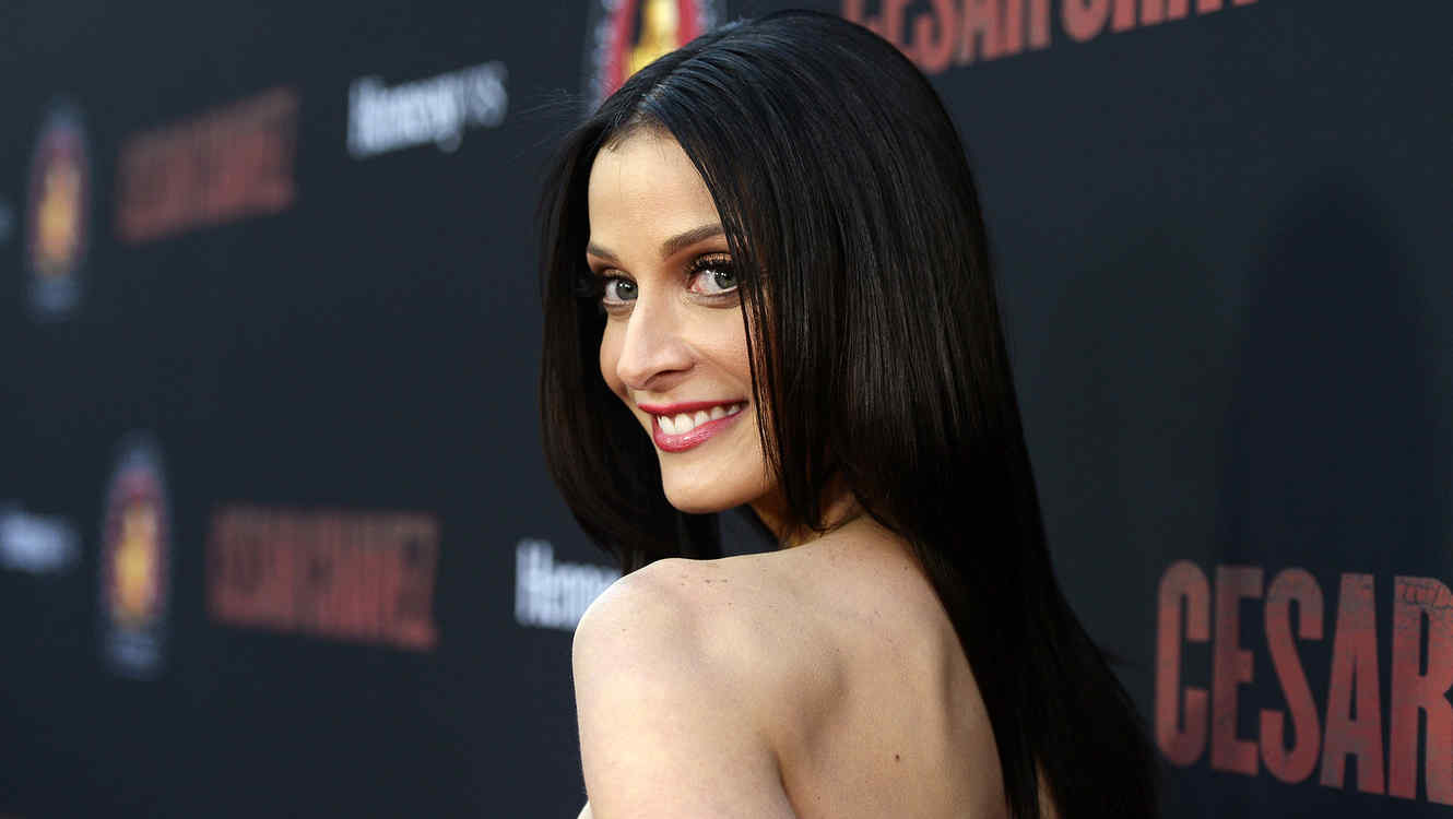 """Actress Dayanara Torres attends the premiere of """"Cesar Chavez"""" at the TCL Chinese Theater in Hollywood"""