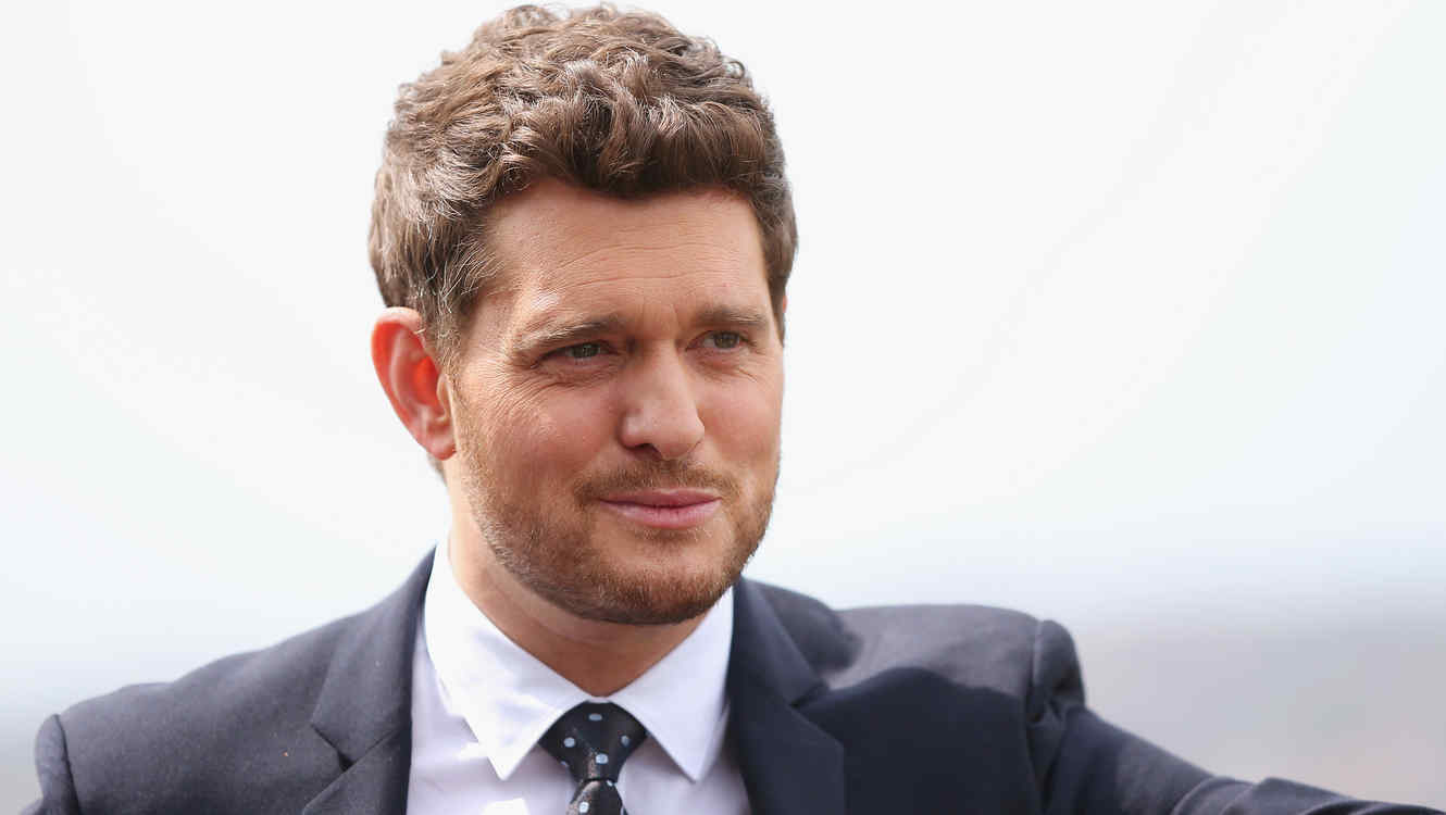Michael Buble Press Conference