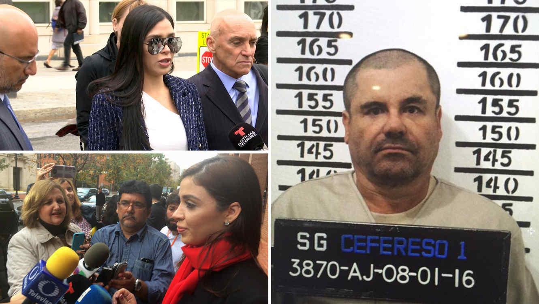 Desde 2016, al Chapo no se le permite recibir visitas de Coronel, de 29 años, y tampoco le dejan hablar con ella por teléfono.