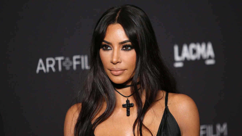 Kim Kardashian en LACMA Art 2018