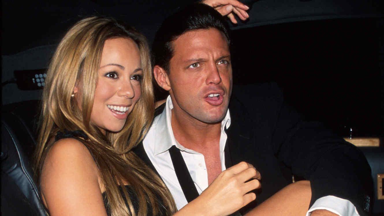Luis Miguel y Mariah Carey