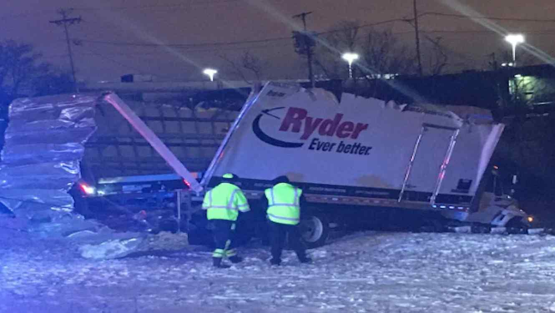 Camión de Ryder