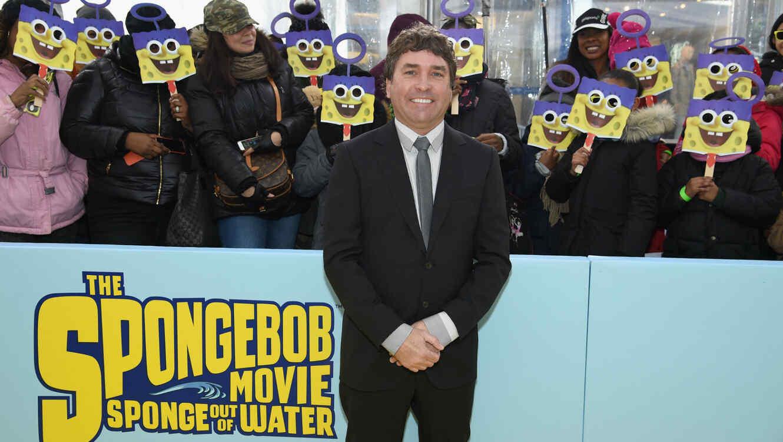 Stephen Hillenburg en 2013