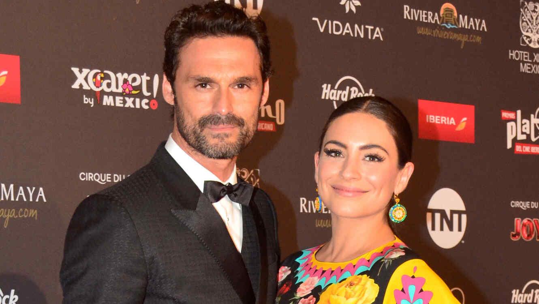 Iván Sánchez y Ana Brenda Contreras