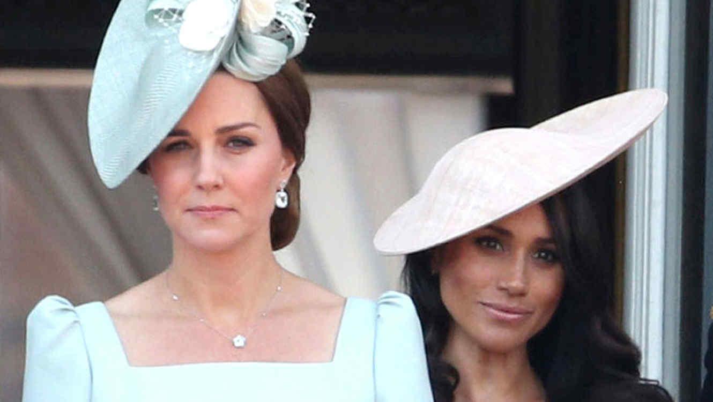 Cuestionan a Kate Middleton sobre Meghan y este fue su contundente argumento