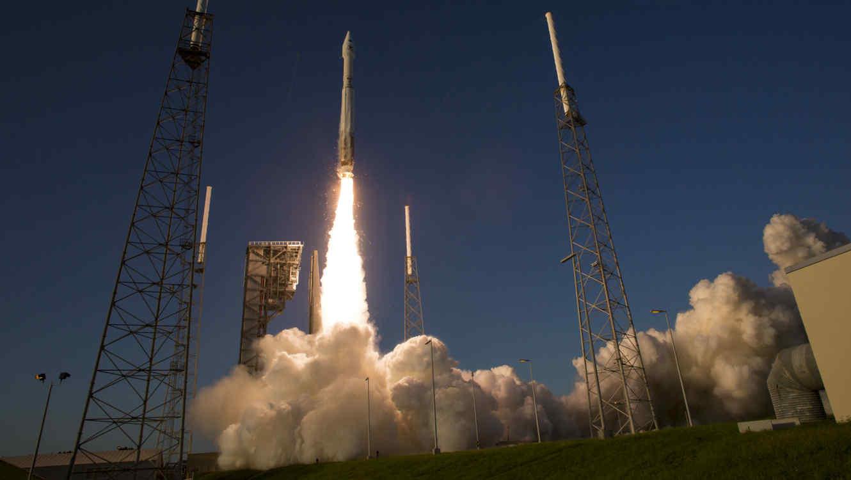 Lanzamiento de OSIRIS-REx