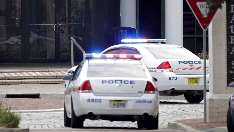 Patrulla de la policía