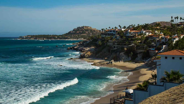 Beach Cabo San Lucas Viewpoint Los Cabos San Jose