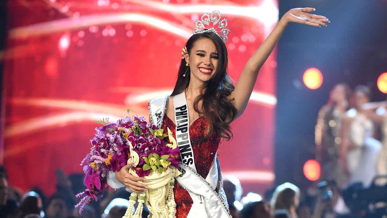 Catriona Gray coronada Miss Universo