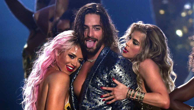 Maluma, Becky G y Anitta adelantan remix de