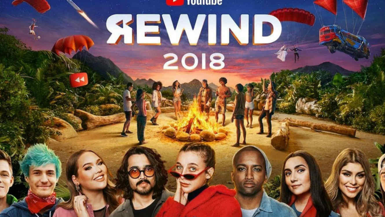YouTube Rewind