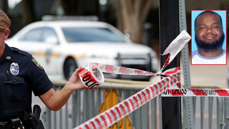 Las autoridades advierten que el sujeto pudiera estar armado