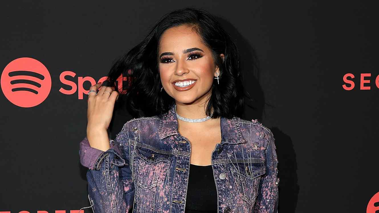 Becky G attends Spotify's 2nd annual Secret Genius Awards