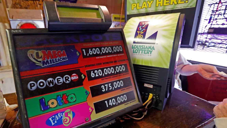 Esta noche el Mega Millions sorteará 321 millones de dólares