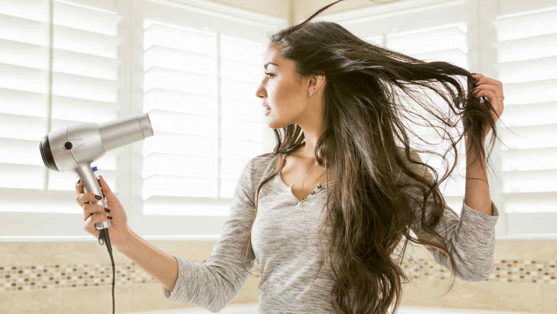 Herramientas de calor en el cabello