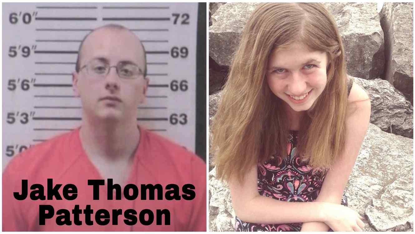Jake Thoms Patterson y Jayme Closs