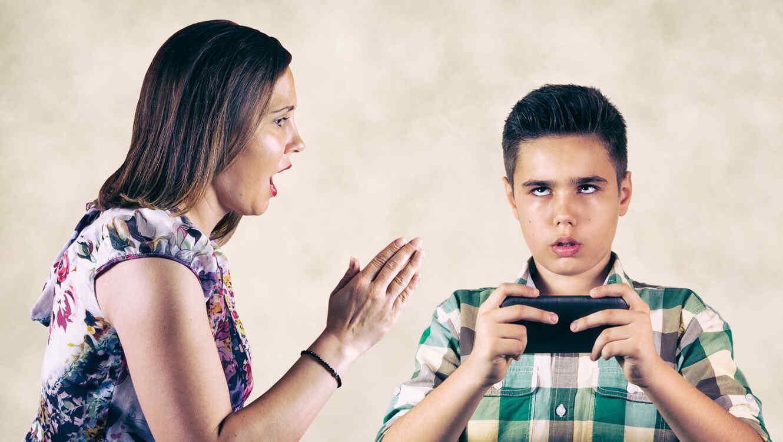 Adolescentes mentirosos