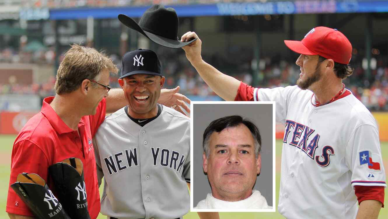 Arrestan al expitcher John Wetteland por abuso sexual de menores