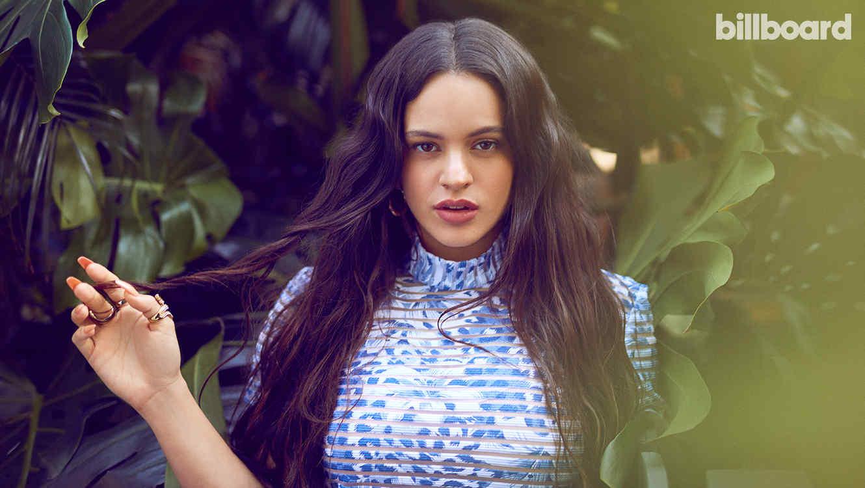 Rosalia exclusive interview for Billboard