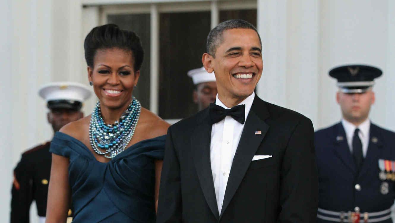 Barack Obama comparte romántica felicitación a su esposa Michelle