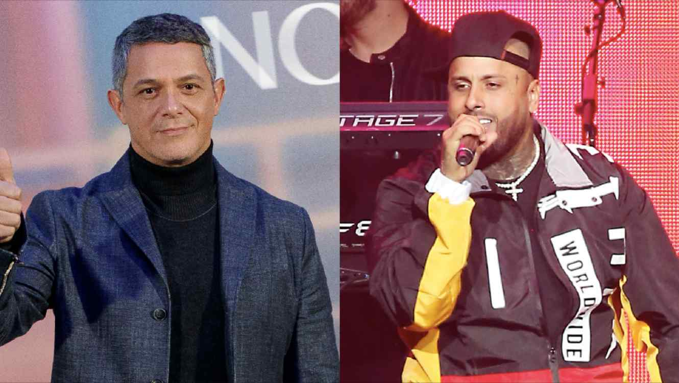 Alejandro Sanz and Nicky Jam will collaborate in new song.