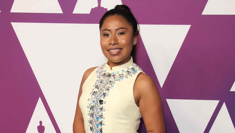 Yalitza Aparicio: Estoy orgullosa de ser una indígena