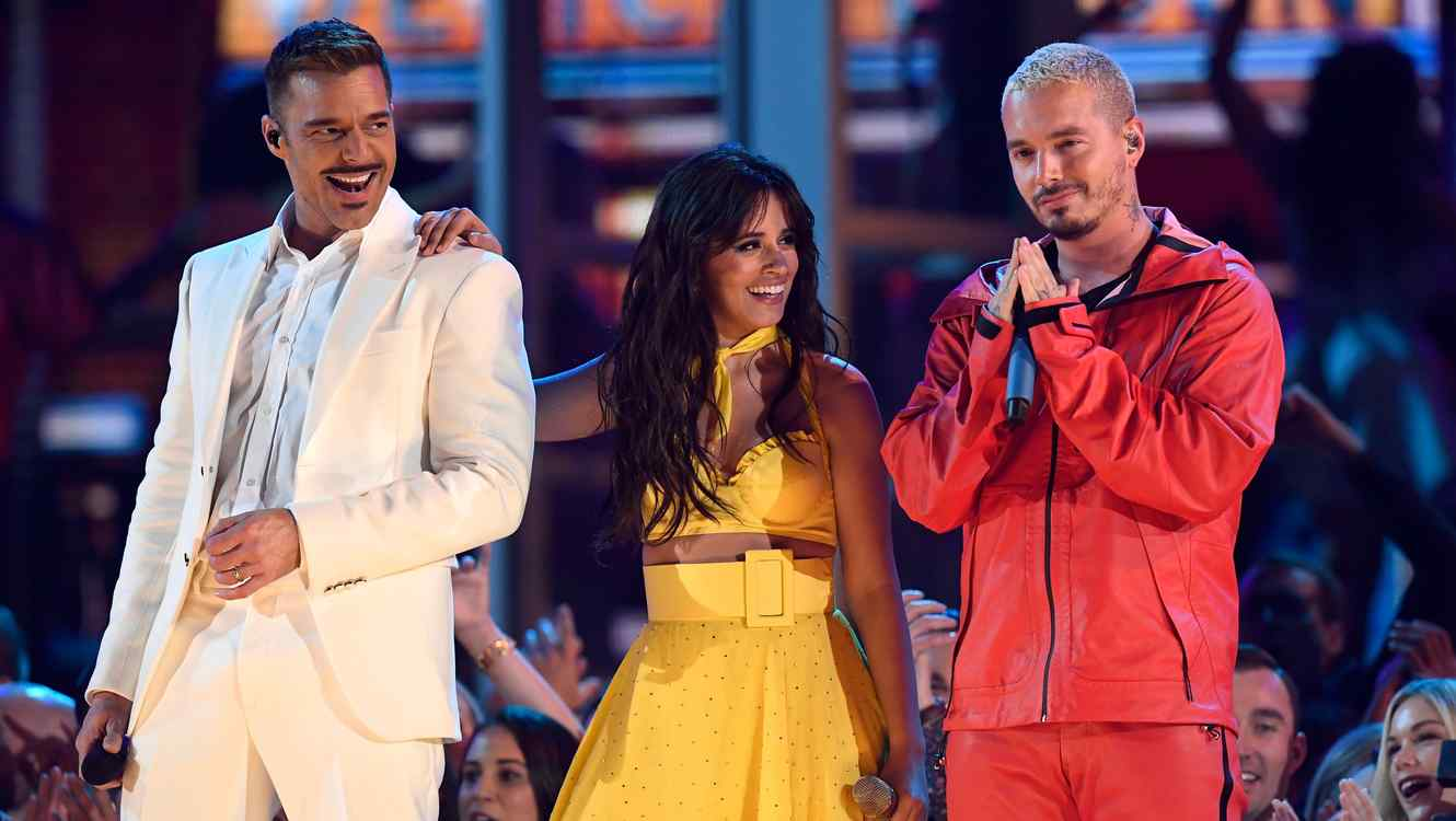 Camila Cabello, Ricky Martin, and J Balvin open the 2019 Grammys
