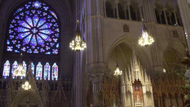 Catedral Basílica del Sagrado Corazón en Newark, New Jersey