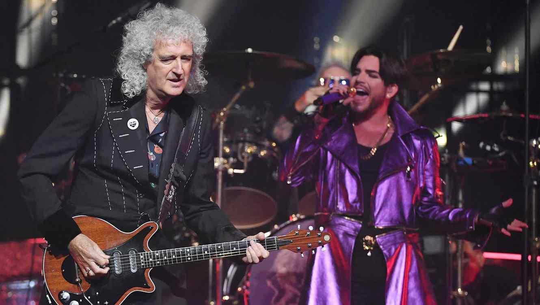 Queen-y-Adam-Lambert-en-concierto-en-Park-MGM