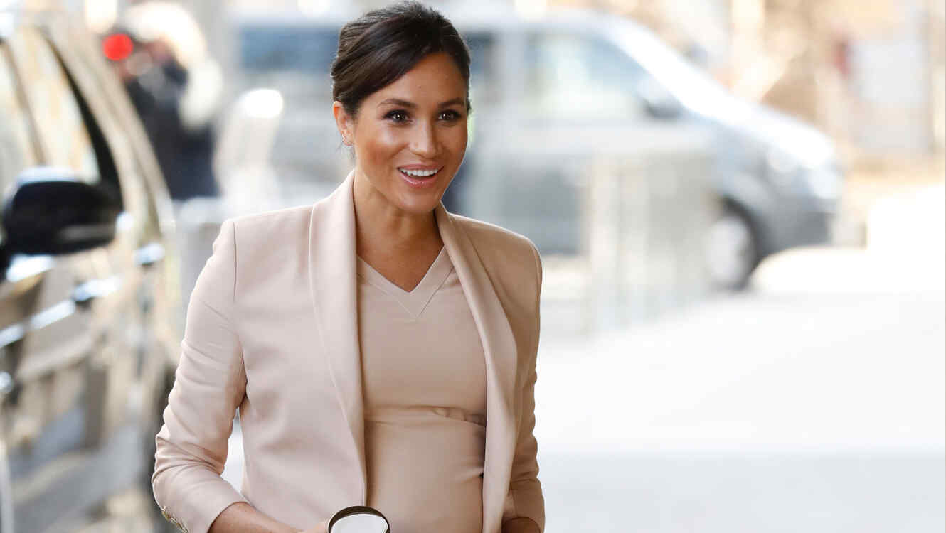 3c70cd2dc Meghan Markle ya celebró su baby shower