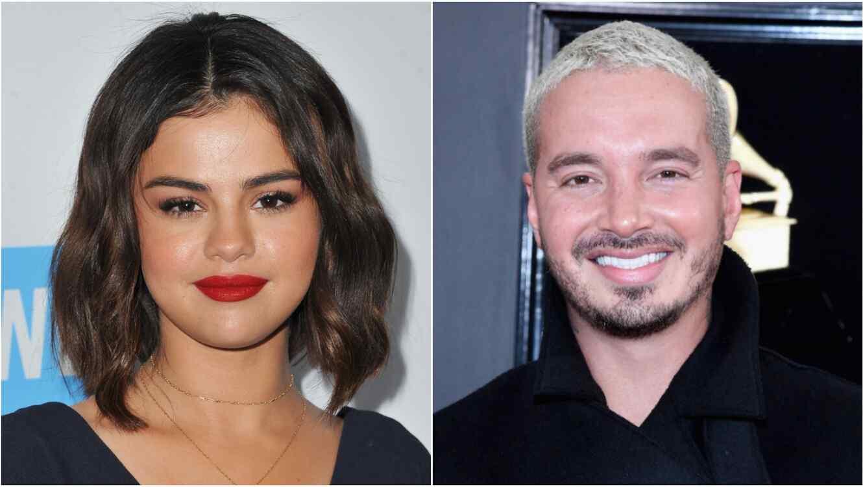 Selena Gomez y J Balvin lanzarán una colaboración — Música