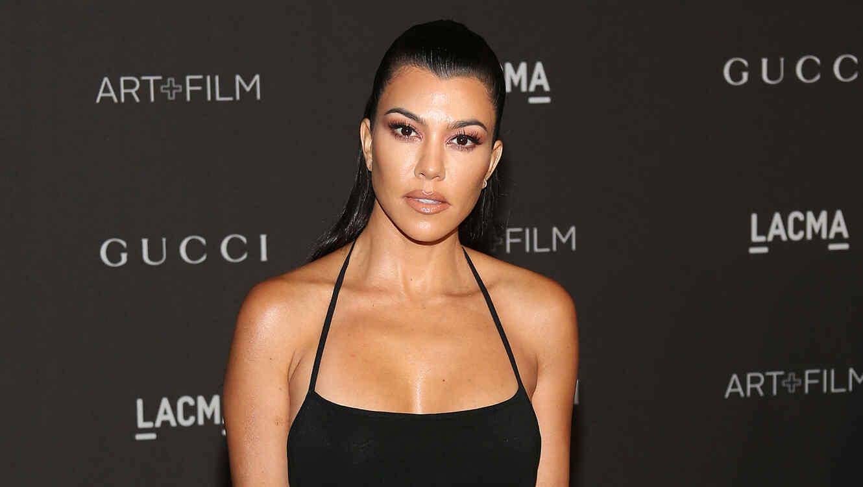 Kourtney Kardashian Posa Desnuda En Instagram Por Una Poderosa Razón