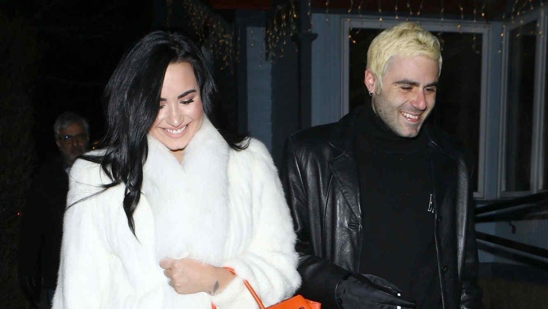 Demi Lovato le arrancó un diente a su entrenador