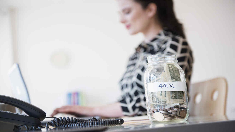 Consulta cuánto deberías tener ahorrado en tu 401(k)
