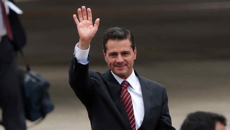 Tania Ruiz confirma que tiene una relación con Enrique Peña Nieto