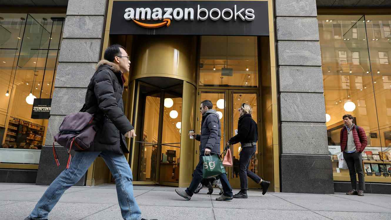 Tienda de Amazon en Nueva York