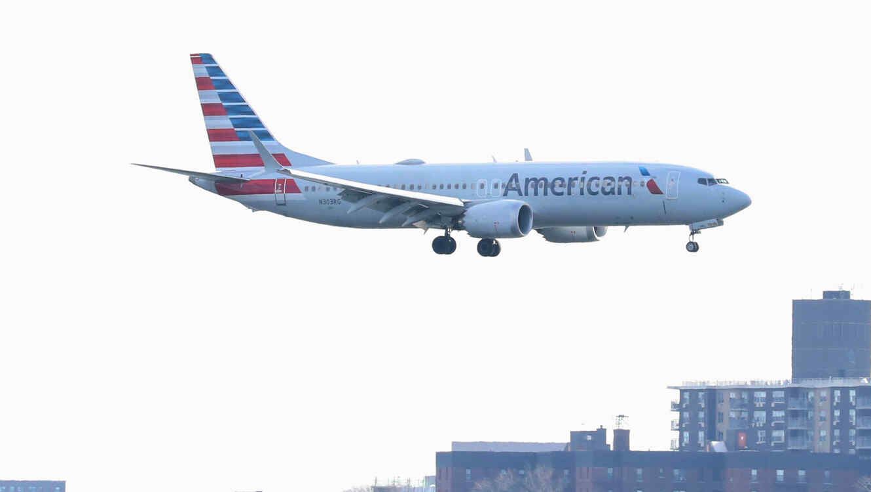 American Airlines suspendió sus vuelos a Venezuela este viernes